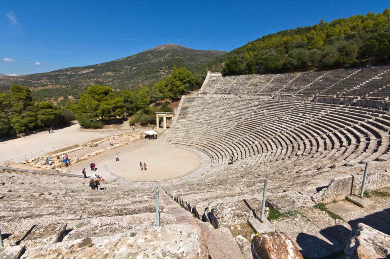 epidavrus theatre