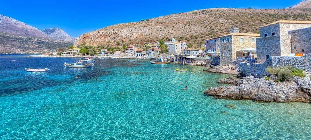 limeni coastal village