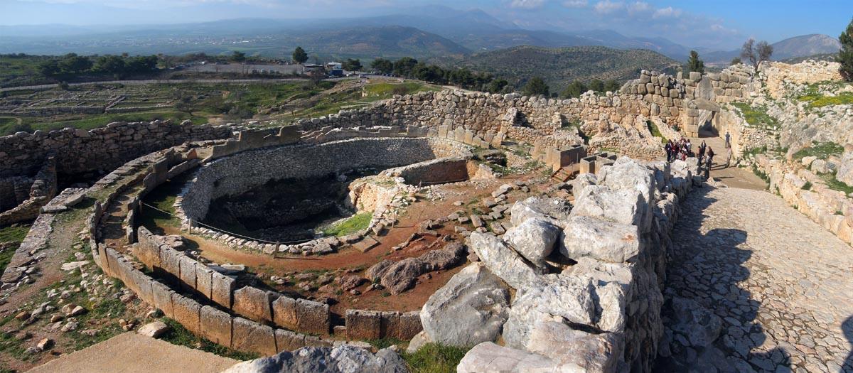 mycenae circle