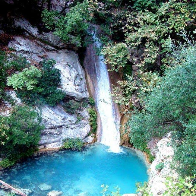 neda waterfall